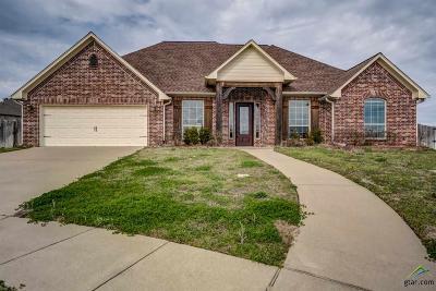 Bullard Single Family Home For Sale: 2004 Sage Cove