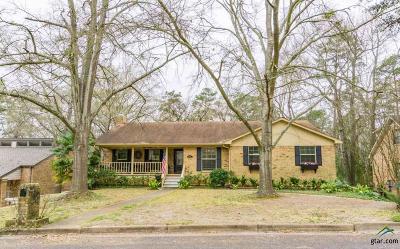 Tyler Single Family Home For Sale: 4905 Kirkcaldey Dr