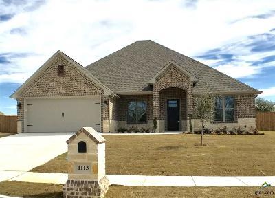 Bullard Single Family Home For Sale: 1113 Rhome Hill Rd