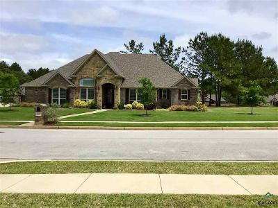 Tyler Single Family Home For Sale: 3507 Clarion