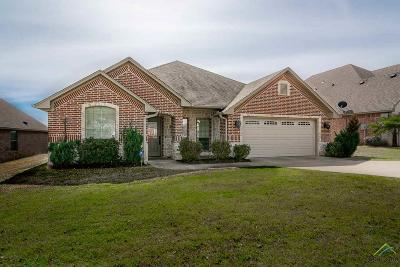 Tyler Single Family Home For Sale: 1677 Skidmore Lane