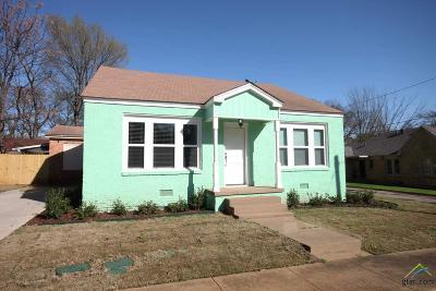 Tyler Rental For Rent: 818 S Bois D Arc