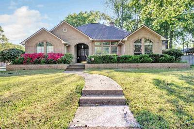 Tyler Single Family Home For Sale: 1889 Bent Tree Lane