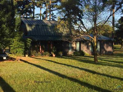 Wood County Single Family Home For Sale: 3479 County Road 3860