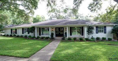 Tyler Single Family Home For Sale: 418 Bluebonnet Dr.