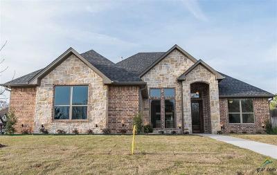 Flint Single Family Home For Sale: 11242 Water Oak Dr.