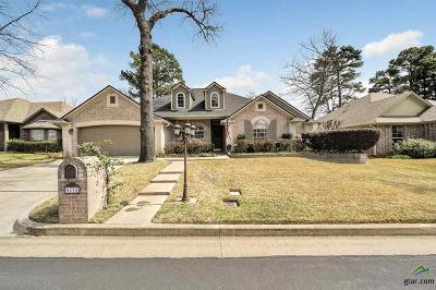 Tyler Single Family Home For Sale: 5630 Berkeley