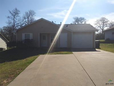 Tyler Single Family Home For Sale: 821 S Glenwood Blvd