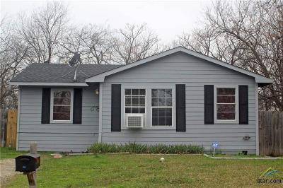 Wills Point Single Family Home For Sale: 911 N 6th Street