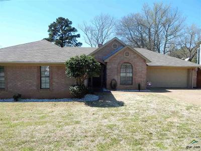 Tyler Single Family Home For Sale: 6247 Pine Cone Lane