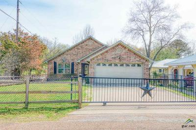 Mabank Single Family Home For Sale: 162 Baywood Blvd