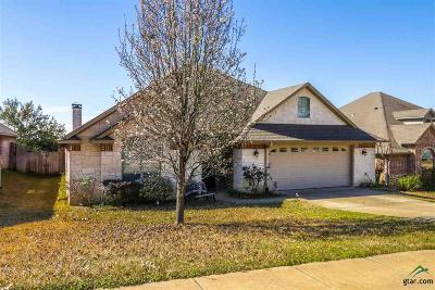 Tyler Single Family Home For Sale: 1625 Skidmore