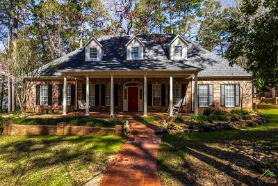 Tyler Single Family Home For Sale: 19551 Lakeshore Drive