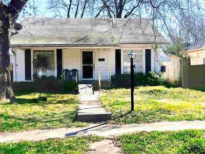 Tyler Single Family Home For Sale: 1114 W 4th St