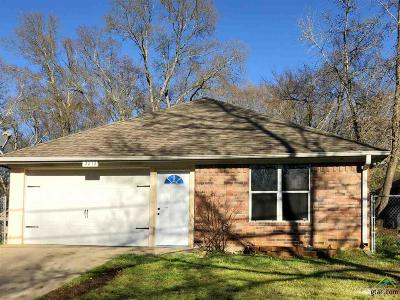 Tyler Single Family Home For Sale: 3213 Grand Ave.