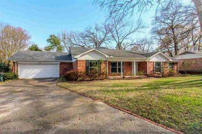 Tyler Single Family Home For Sale: 1720 Kensington