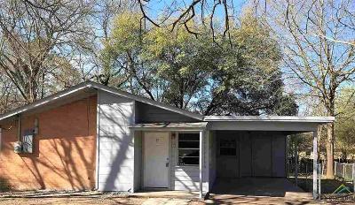 Tyler Single Family Home For Sale: 2333 Gish Ln
