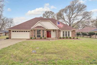 Bullard Single Family Home For Sale: 104 Fairway