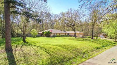 Gilmer Single Family Home For Sale: 2724 Bob White