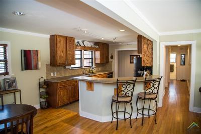 Tyler Single Family Home For Sale: 1511 Rodessa Dr.