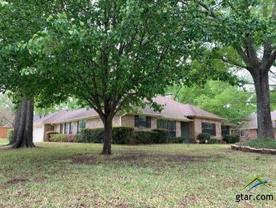 Tyler Single Family Home For Sale: 5909 Stoneleigh Dr.