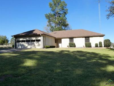 Holly Lake Ranch TX Single Family Home For Sale: $169,500
