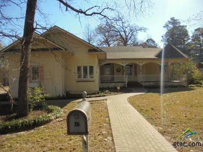 Henderson TX Single Family Home For Sale: $99,900