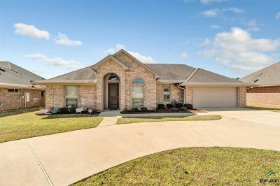 Flint TX Single Family Home Option Pending: $199,999