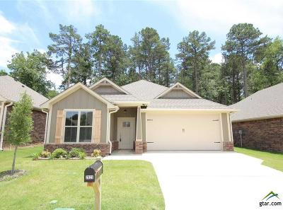 Tyler Single Family Home For Sale: 2923 Meadow Brook Trails