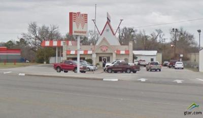 Tyler Commercial For Sale: 1919 W. Gentry Parkway