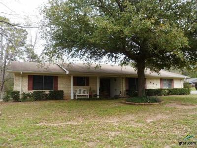 Quitman Single Family Home For Sale: 509 Horton