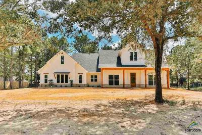 Lindale Single Family Home For Sale: 16625 Meadow Crest Drive