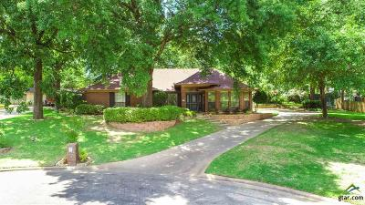 Longview Single Family Home For Sale: 1408 Northwood