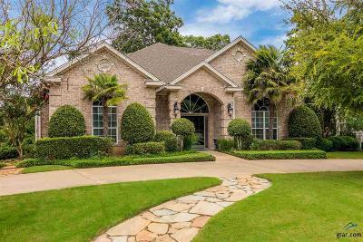 Longview Single Family Home For Sale: 3714 Ben Hogan