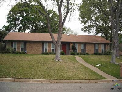 Longview Single Family Home For Sale: 3025 Keystone