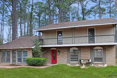 Longview Single Family Home For Sale: 28 Cedar Hill Rd.