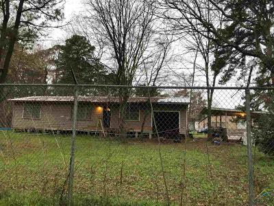 Big Sandy Single Family Home For Sale: 400 Lovie Smith Dr.