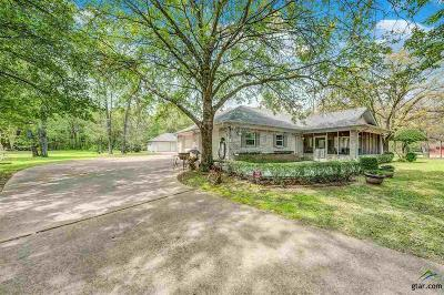 Quitman Single Family Home For Sale: 913 County Road 1452