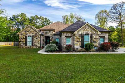 Longview Single Family Home For Sale: 282 Burton Dr