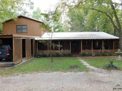 Quitman Single Family Home For Sale: 1400 Fm 778