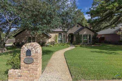 Tyler Single Family Home For Sale: 1450 Frostwood Dr.