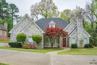 Tyler Single Family Home For Sale: 3501 Woods Blvd
