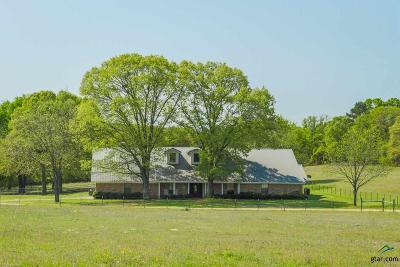 Lindale Farm For Sale: 16523 Fm 16 W