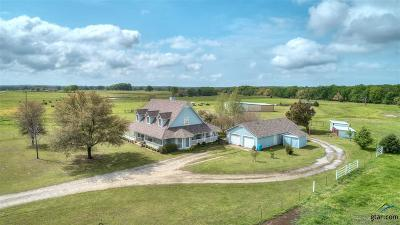 Canton Farm For Sale: 1000 Vz County Road 2115