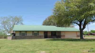 Quitman TX Single Family Home For Sale: $220,000