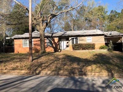 Tyler Rental For Rent: 1419 Edgewood Dr.