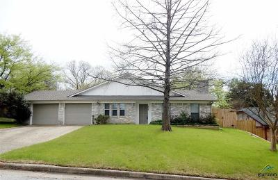 Tyler Rental For Rent: 605 Beth Dr.