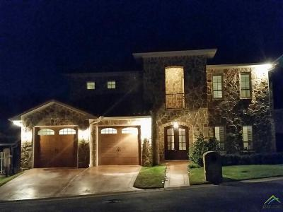 Tyler Single Family Home For Sale: 7130 Holly Square Court