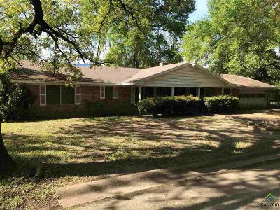 Mineola TX Single Family Home For Sale: $89,999