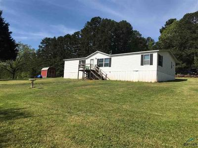 Manufactured Home For Sale: 554 County Road 1905a